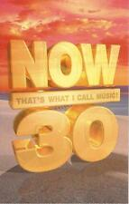 V/A - Now That's What I Call Music! Volume 30 (UK 40 Tk Double Cassette Album)