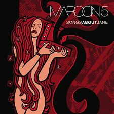 Maroon 5 SONGS ABOUT JANE Debut Album INTERSCOPE RECORDS New Sealed Vinyl LP