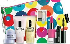CLINIQUE Gift Set BAG Repairwear Laser Eye Punch Pop Eye Shadow 7pc SEALED