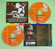 CD FOR DJS ONLY 2006/01 compilation 2006 MECK SUGABABES FLAT PACK (C33) no mc lp