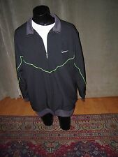 Nike Air Force 1 Track Jacket Size XXL 2XL Black Swoosh Classic Rare Warm