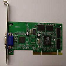 Nvidia Vanta LT AGP 4X 8MB SDR, SDRAM VGA Video Card