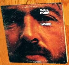 VINYL LP Paul Horn - Inside Epic BXN 26466