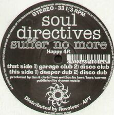 SOUL DIRECTIVES - Suffer No More (Remix) - Happy Music
