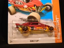 HW HOT WHEELS 2013 HW STUNT #88/250 DUNE IT UP BUGGY HOTWHEELS RED VHTF RAZOR