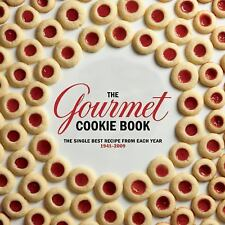 The Gourmet Cookie Book: The Single Best Recipe from Each Year 1941-2009 Gourme
