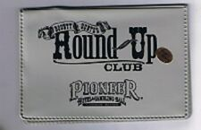 Pioneer Hotel Bounty Hunter Round Up Club Old Slot Card Holder Laughlin Nevada