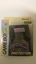 NEW IN BOX  CONSOLE SYSTEM PROTECTOR BLACK FOR GAME BOY COLOR