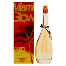 J. Lo Miami Glow Eau de Toilette Spray for Women 3.40 oz (Pack of 6)