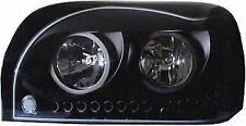 Freightliner Century Class Headlight (SET) W/AmberLED DayLight & Turn Signal LED