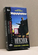 THE HITCHER (vhs, rassegna del cinema horror, hobby