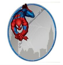 """The AMAZING SPIDERMAN MIRROR Marvel Superhero 11""""x10.75"""" Spidey room decor"""