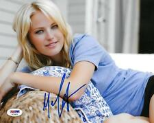 Malin Akerman Signed Authentic Autographed 8x10 Photo PSA/DNA #AC55833