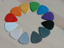 Guitar Pick Set Dunlop Nylon Plus Midi Nylon