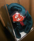 RARE! Authenticated TY 2nd gen New Face Jade Teddy Beanie Baby
