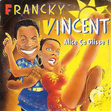 ★☆★ CD Single Francky VINCENT  Alice ca glisse 2-track CARD SLEEVE NEUF ★☆★