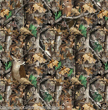 REALTREE COTTON FABRIC-REALTREE QUILTING FABRIC-REAL TREE CAMOUFLAGE FABRIC-WOW