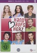 Hand aufs Herz Box 5 Folgen 121-150 DVD NEU + OVP