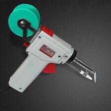 AC 220V 80W 200-450°C Φ0.8-2.0mm Solder wire Soldering Iron Gun Welding MT-942A