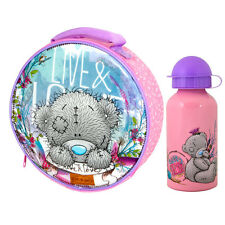 Me To You - Live & Love Shaped Lunch Bag & Aluminium Drink Bottle - *BRAND NEW*