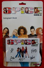 Spice Girls 1997 Autograph book unopened