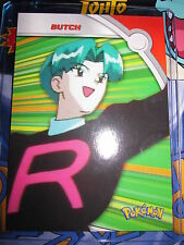 POKEMON NEUF ★ CARTE TOPPS SERIE 3 FRANCAIS ★ BUTCH N° HV6 DE LA TEAM ROCKET