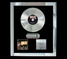 NELLY SUITE MULTI (GOLD) CD PLATINUM DISC FREE SHIPPING TO U.K.