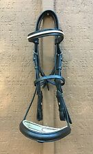 Cob-size OTTO SCHUMACHER Model Hanover Dressage bridle - CHEAP! Retail $350