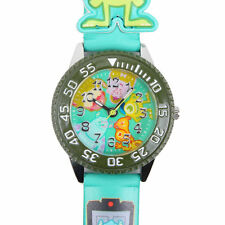 DISNEY MONSTERS UNIVERSITY TURN DIAL PU BAND CHILD WATCH MI-3K1842U-003GN