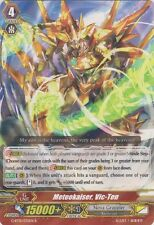 1x Cardfight!! Vanguard Meteokaiser, Vic-Ten - G-BT01/035EN - R Near Mint