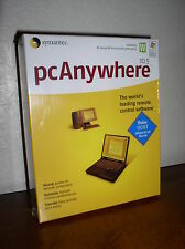 Symantec pcAnywhere 10.5 Host (NEW-SEALED)