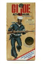 "G I Joe 12"" ""Action Sailor"" Limited Edition WWII Commemorative Figure # 016794"