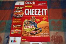 NASCAR TERRY LABONTE CHEEZ-IT CRACKERS ADVERTISING BOX