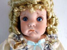 "REBECCA 20"" Ltd Ed Artist Doll Cindy Rolfe Retired COA 1998 MasterPiece Gallery"