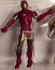 "IRON MAN MARK VI Iron Man 2  FURY OF COMBAT 2010 3.75"" INCH Loose FIGURE"