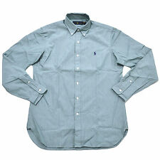 Polo Ralph Lauren Mens Dress Shirt New Standard Fit Buttondown Prl New Nwt