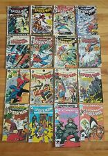 l'etonnant Spiderman Heritage French Comics very Low Grade 1970's