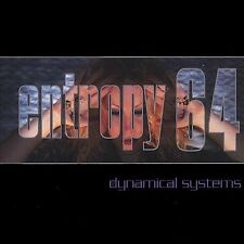 Entropy64 Dynamical Systems 13 track 2002 cd NEW! entropy 64