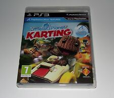 Little big planet karting Game for Sony PS3 Playstation 3