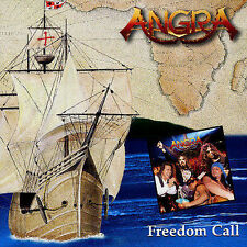 Freedom Call/Holy Live by Angra (CD, Sep-1998, Steamhammer)