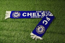CHELSEA LONDON ENGLAND FOOTBALL FAN SCARF