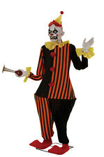 Halloween LifeSize Animated HONKY THE CLOWN Animatronic Prop Haunted House NEW