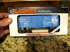 LIONEL TRAIN 0/027 GN GREAT NORTHERN DOUBLE DOOR BOX CAR 6-16222