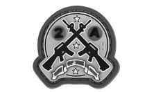 PVC Morale Patch - MAXPEDITION - AR2A - 2nd Amendment - SWAT - Hook & Loop