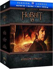 LO HOBBIT EXTENDED EDITION 3D - LA SAGA COMPLETA (15 BLU-RAY 3D + 2D) IMPORT