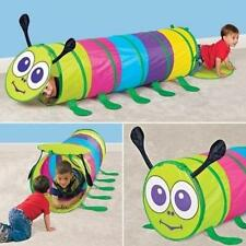 Kids New Caterpillar Tunnel Toddler Toy Gift Play Childs