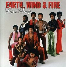 Earth Wind & Fire - Love Songs (2008, CD NEUF)