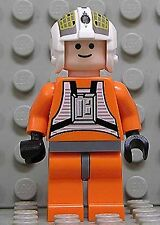 LEGO star wars-rebel pilot y-wing, Dutch vander set 7658/sw094 NEUF (x2)