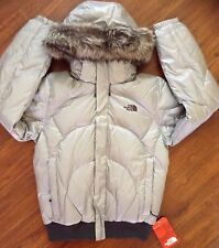 NWT THE NORTH FACE SAMMIE WOMEN'S PUFFER BOMBER JACKET $400 (M111)‏