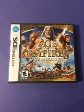 Age of Empires *Mythologies* for DS USED